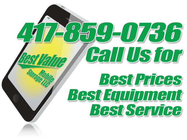 Call us at 417-859-0736 for the best prices, best equipment, and best service