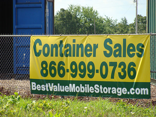 Call us for portable container sales at 866-999-0736